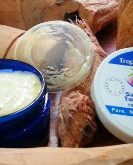 organic sandalwood & tamanu cream