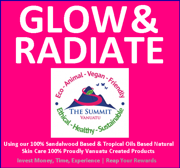 Summit Vanuatu organic health and beauty products