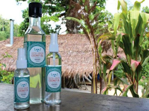 about ACTIV Natural Organic Online Shop & Blog in Vanuatu Coconut Oil