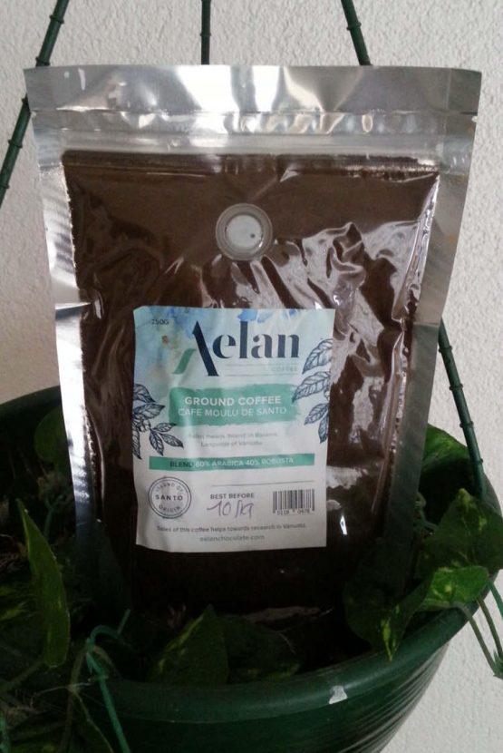 aelan santo organic coffee