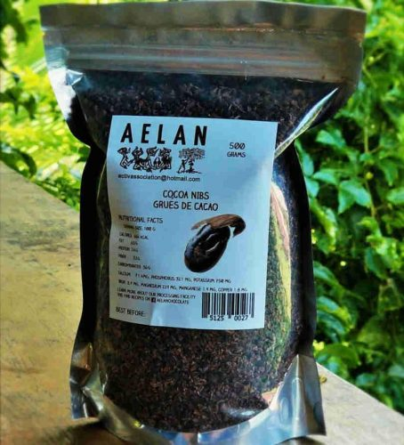 about ACTIV story Natural Organic Online Shop & Blog in Vanuatu Aelan Cocoa Nibs