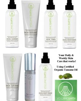 shop organic anti aging face care pack