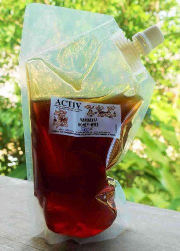 ACTIV Natural Organic Online Shop & Blog in Vanuatu Aelan Honey