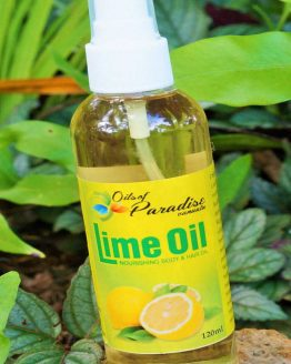 Organic Coconut Lime Oil