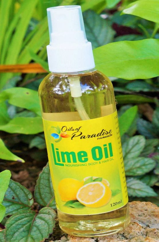 Organic Coconut Lime Oil