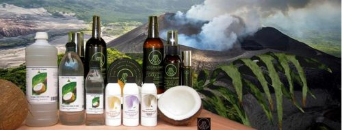Volcanic Earth Vanuatu Organic Health & Beauty