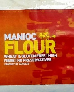 Lapita Gluten Free Organic Manioc Flour