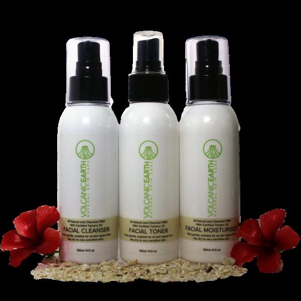organic face care Vanuatu