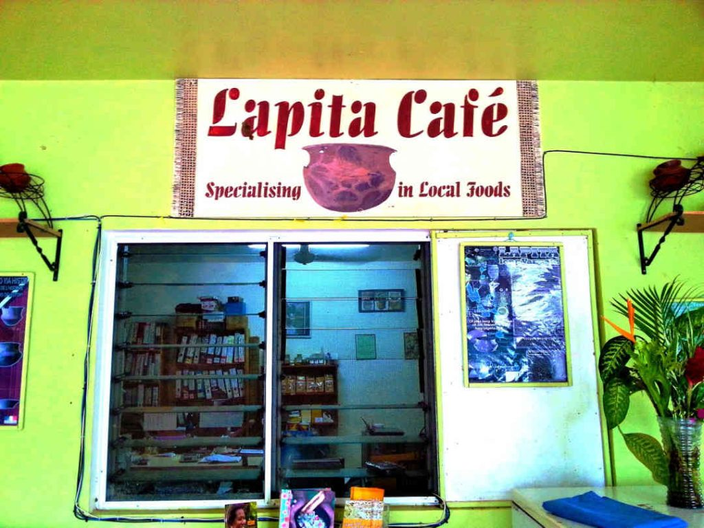 Shop Organic Food Lapita Cafe
