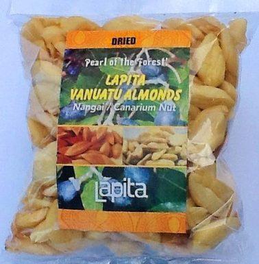 organic nangai almond nuts