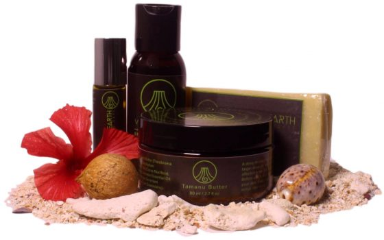 Enhance your Natural Beauty & Treat your Acne, Psoriasis, Eczema with Volcanic Earth Organic Range