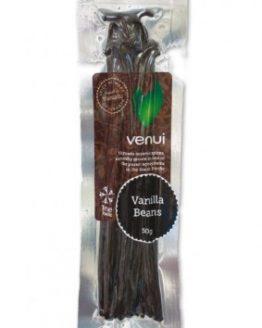 certified organic vanilla