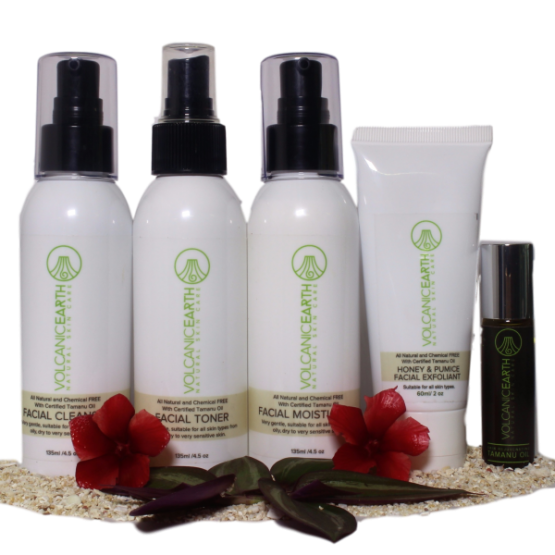 natural & organic acne treatment
