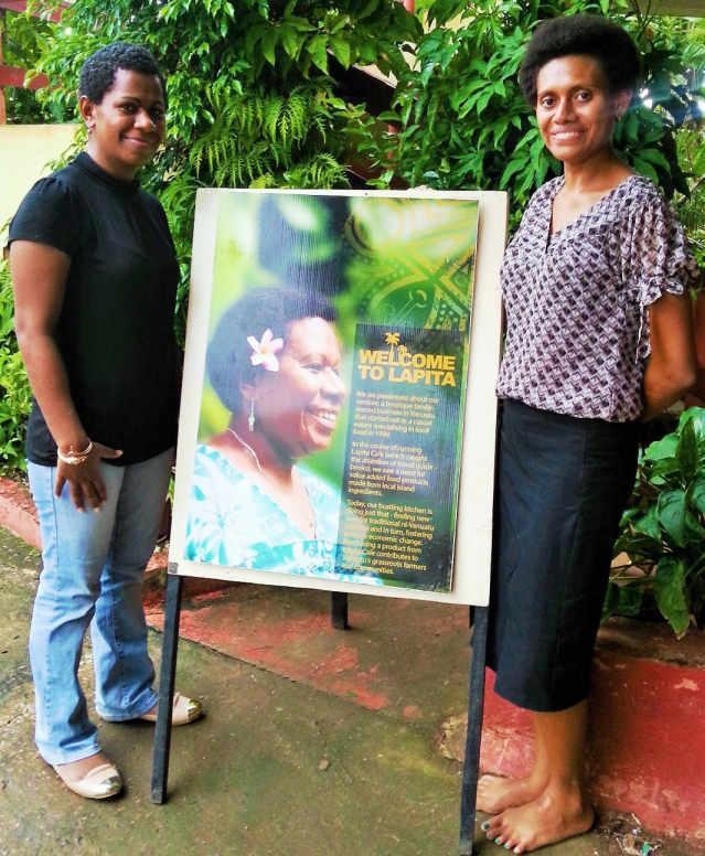 Shop Organic Food Lapita Cafe Vanuatu