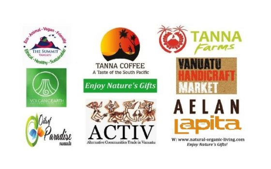 All Your Favourite Organic & Natural Vanuatu Brands in one Shop!