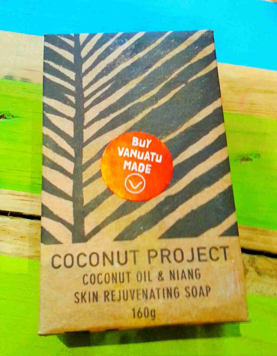 ACTIV Coconut Organic Soap
