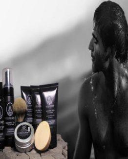 Volcanic Man Organic Mens Skin Care Range