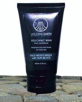 Volcanic Man Organic Facial Moisturiser