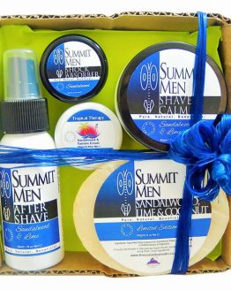 MetroMan - Summit Mens Organic Skin Care Range