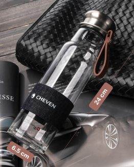Premium, Sustainable, Eco-friendly drink bottle with handle