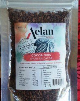 Shop Naturally Organic Vanuatu Cocoa Nibs
