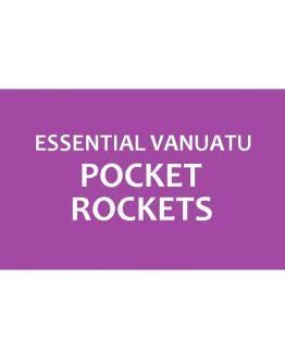 Essential Vanuatu Organic Pocket Rockets