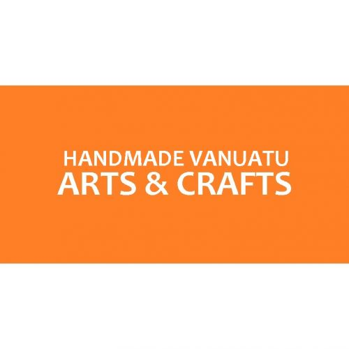 Organic Vanuatu arts and crafts
