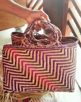 Lovely Hand Woven Carry Bag