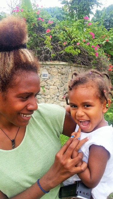 Vanuatu,South Pacific People