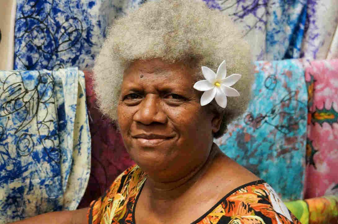 Meet Marie Aru of Maries Creations in Vanuatu