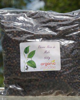 Organic Paradise Organic Black Peppercorn 500g