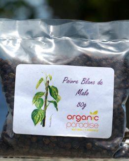 Organic Paradise Organic Black Peppercorn 80g