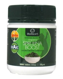 Bioactive Spirulina 500mg
