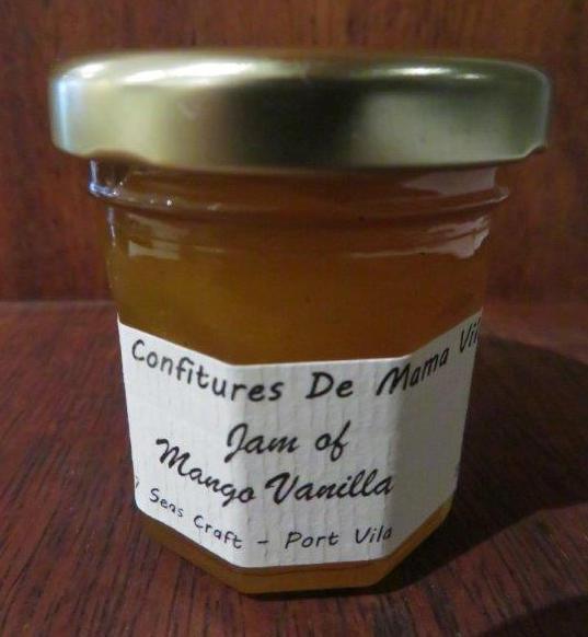 Organic-Mango-Vanilla-Jam-54g